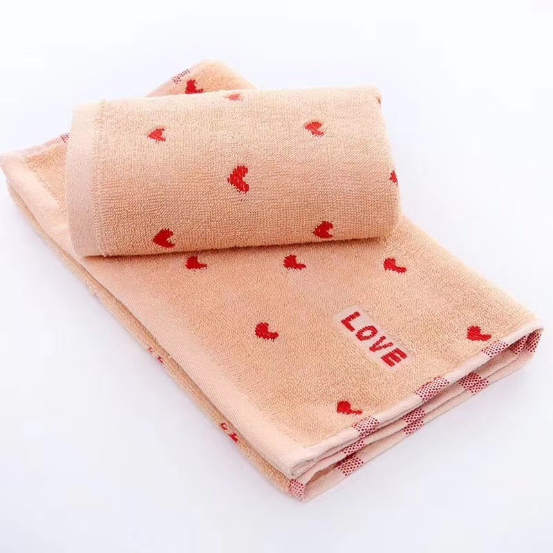 Customer logo woven jacquard towels
