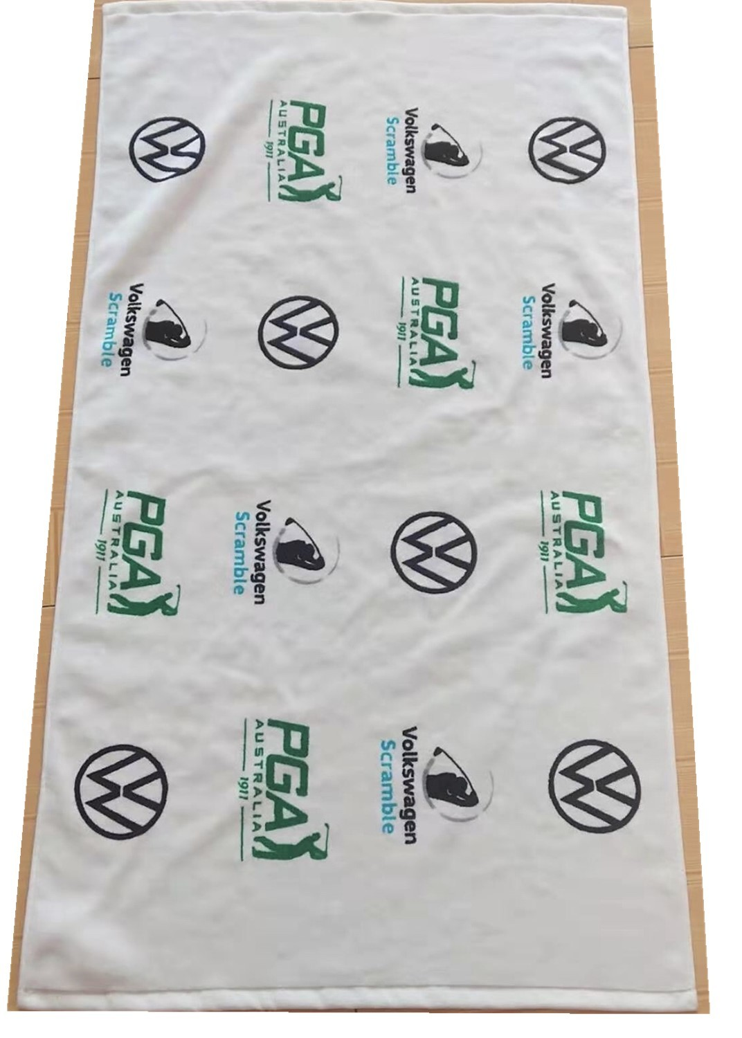 Manufacturer custom LOGO printed beach towels