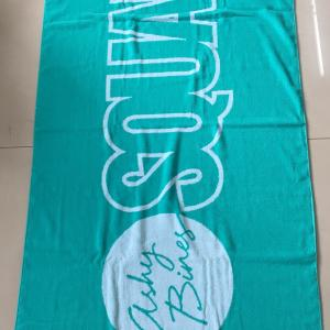 Manufacturing personality custom jacquard beach towels