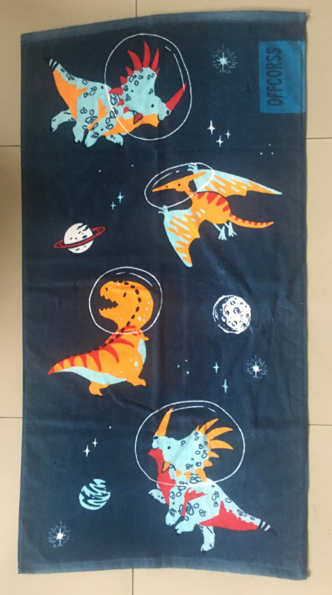 Personality your own beach towel for party and promotion