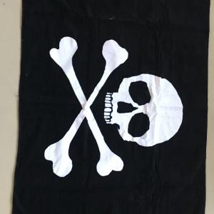 Skull Beach Towel 40 x 70 inch 100% Cotton