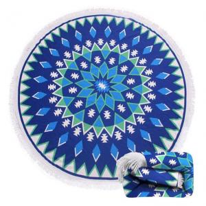 The Beach People Large Round Beach Towel