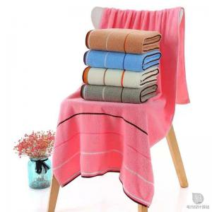 Wholesale custom luxury jacquard towels