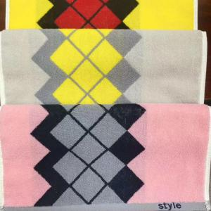 Wholesale jacquard hand towels