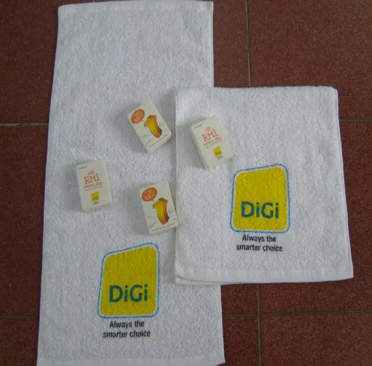 advertising compressed towels high water absorbing capacity