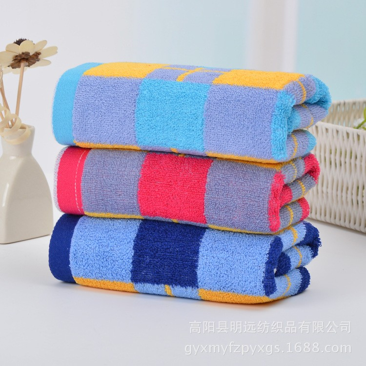 100% cotton terry towelings jacquard woven towel
