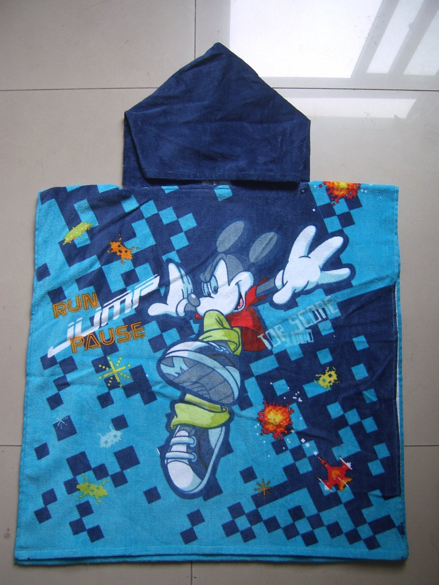 hooded poncho towels for toddlers