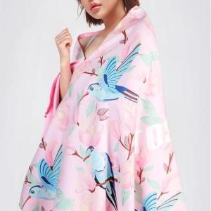 surf poncho / surf changing towel / changing robe / surfer poncho